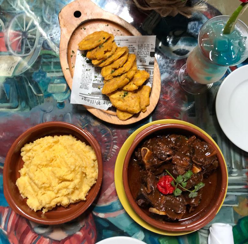 Resultado de imagen para La gastronomía dominicana en la capital del mundo