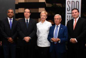 """Ministro de Turismo dice gastronomía dominicana está en un """"momento espectacular"""""""