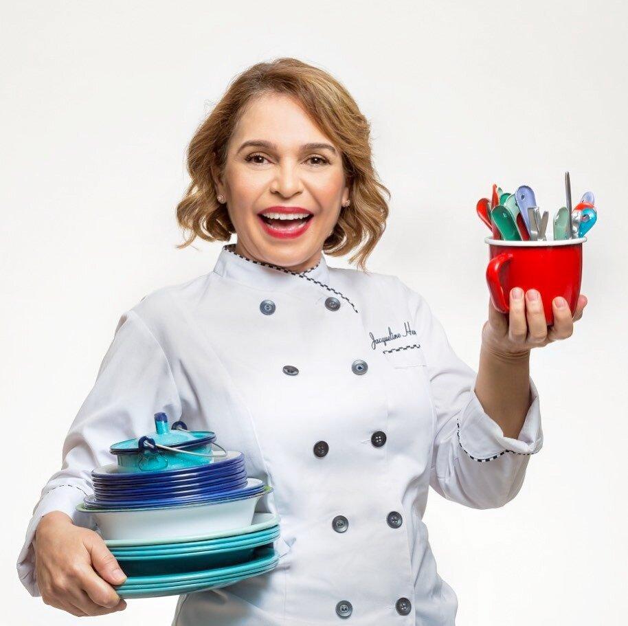 La Chef dominicana Jacqueline Henríquez