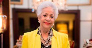 Esperanza Lithgow reconocida cocinera dominicana