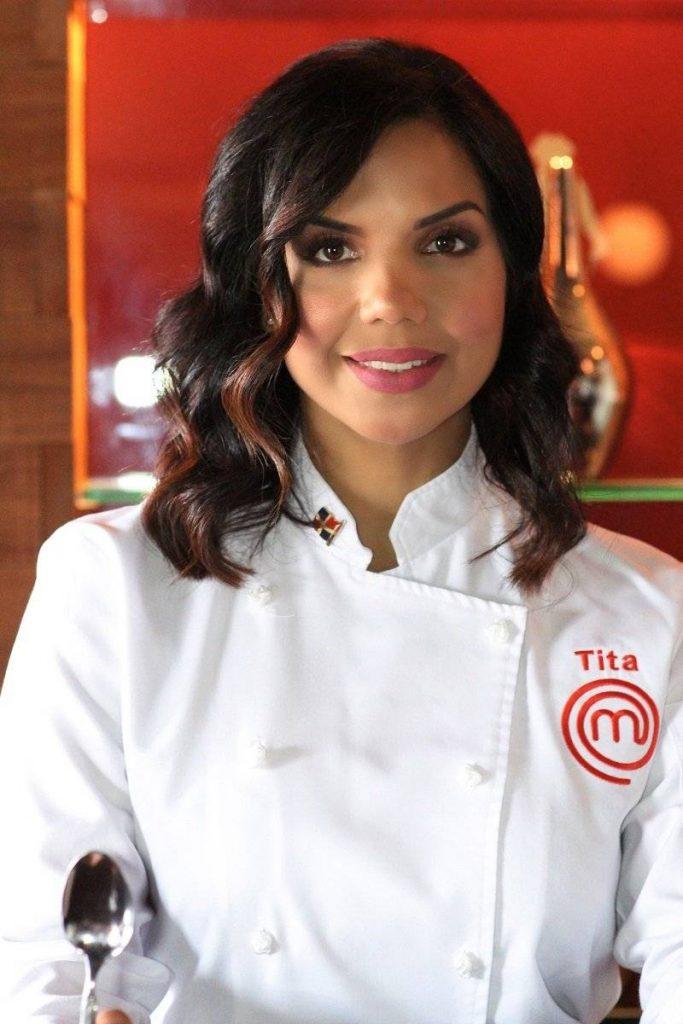 Chef Tita Masterchef Dominicana