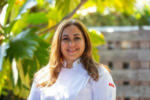 Chef Ana Lebron