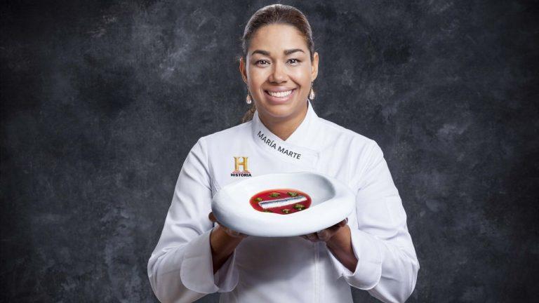 María-Marte-Chef