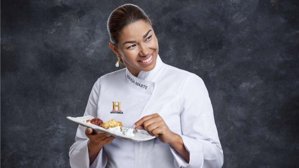 Chef María Marte